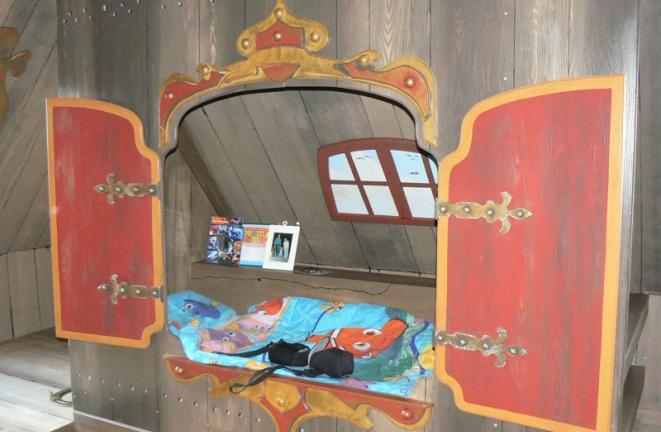 Allround deco themakamers piratenschip kamer - Zoon deco kamer ...